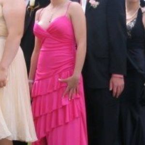 Pink Prom/Special Occasions Dress